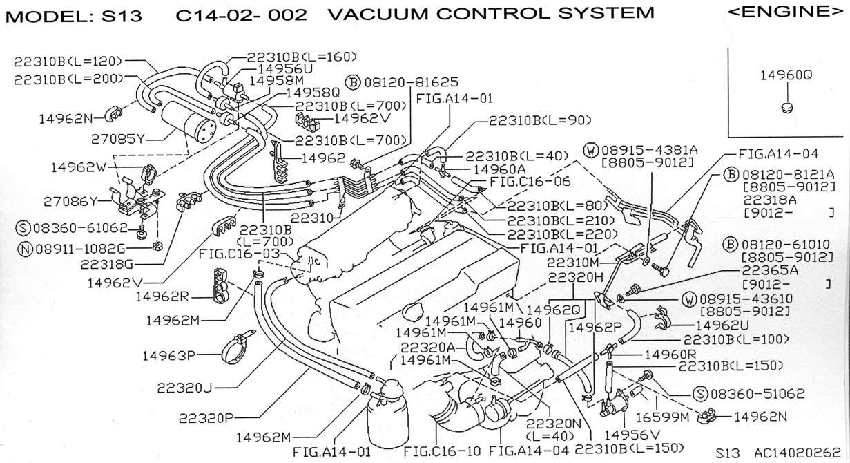 Engine Bay Diagram Wiring Library Ca18det Harness S13 Electrical Diagrams Rh Wiringforall Today