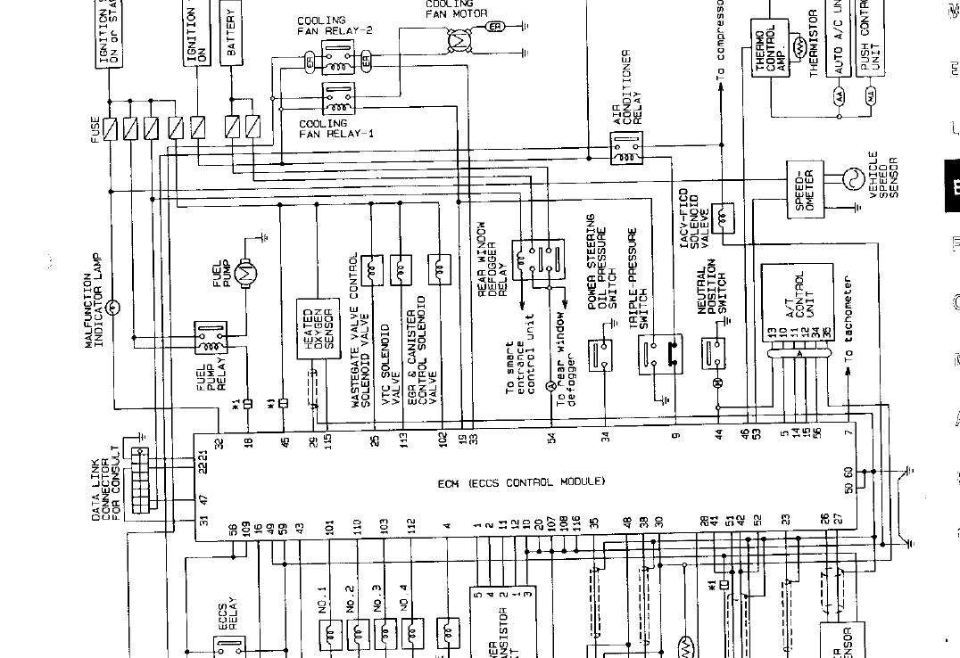 s13 ecu wiring diagram