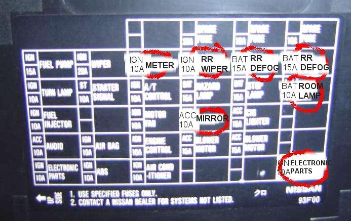 Share This Post: Nissan Skyline 350gt Fuse Box At Kopipes.co